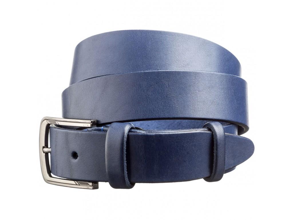 Ремень SHVIGEL 17324 Синий, Синий - Royalbag