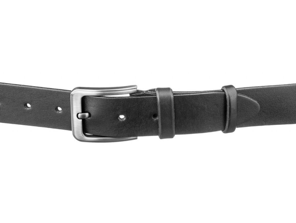 Ремень SHVIGEL 17316 Черный, Черный - Royalbag