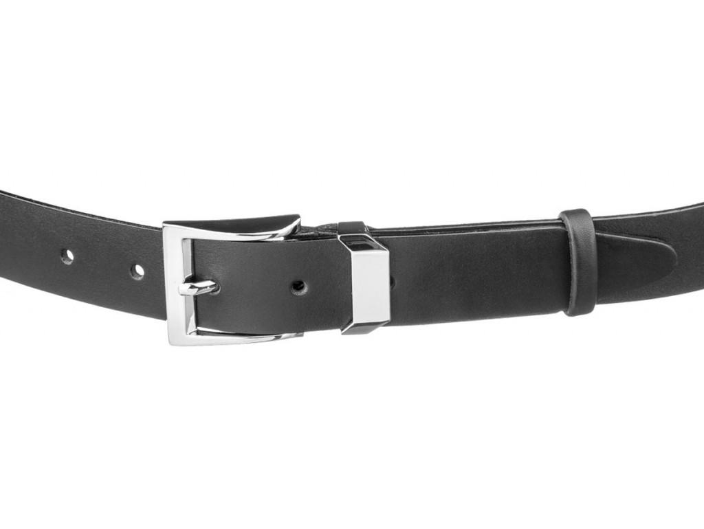 Ремень SHVIGEL 17326 Черный, Черный - Royalbag