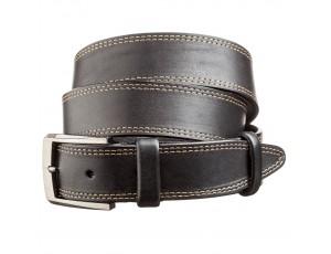 Ремень SHVIGEL 17336 Черный, Черный - Royalbag