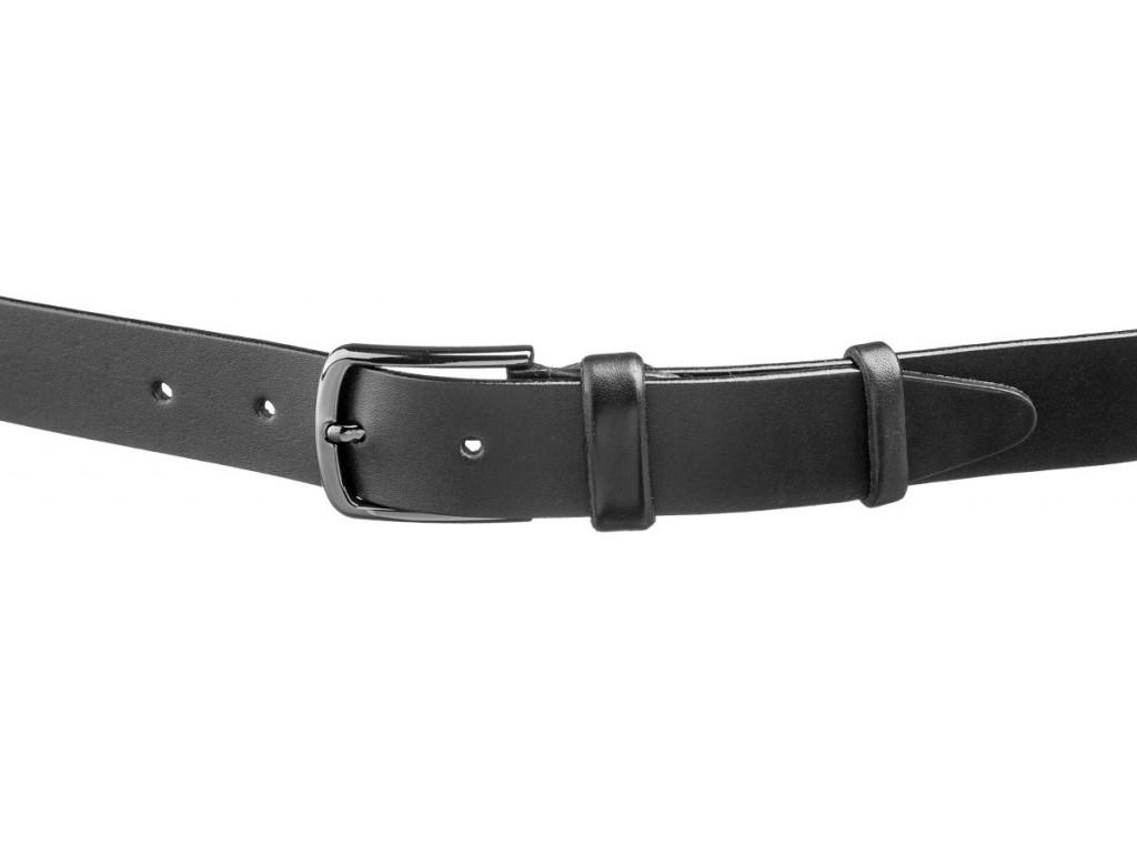 Ремень SHVIGEL 17333 Черный, Черный - Royalbag