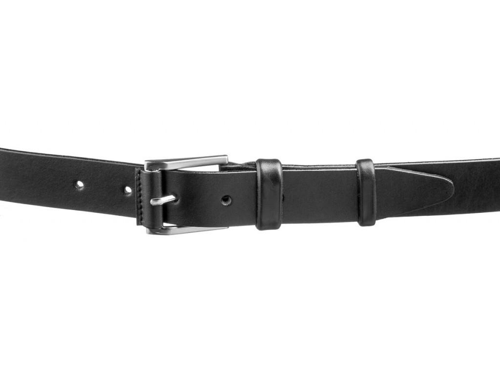 Ремень SHVIGEL 17328 Черный, Черный - Royalbag