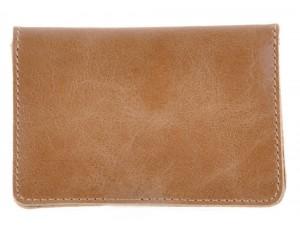 Удобная кожаная обложка для пластиковых прав SHVIGEL 16075, Коричневый - Royalbag