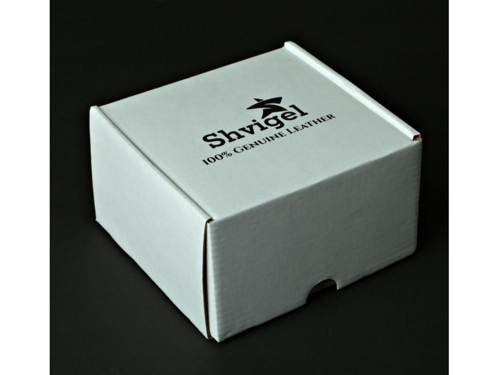 Ремень SHVIGEL 00057 Коричневый, Коричневый - Royalbag