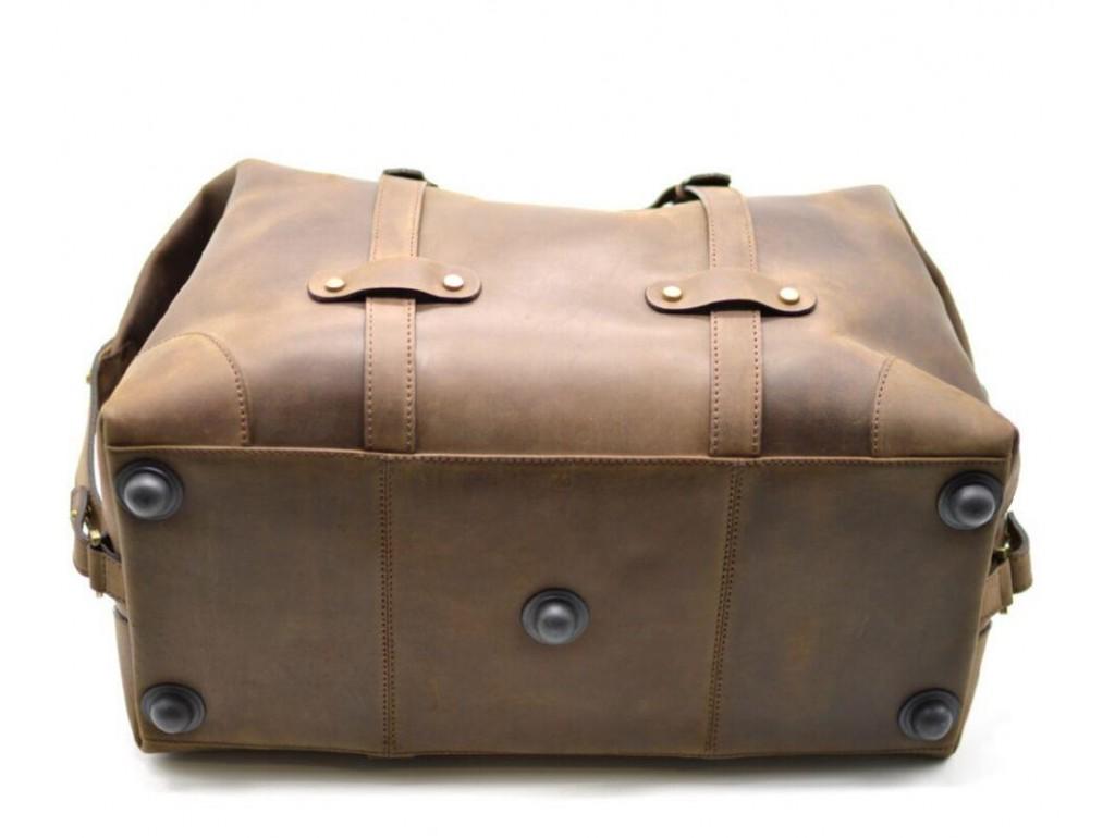 Дорожная сумка из натуральной кожи RC-5764-4lx TARWA - Royalbag