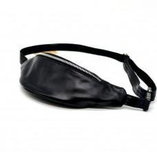 Поясная сумка из натуральной кожи среднего размера GA-3035-4lx бренд TARWA - Royalbag