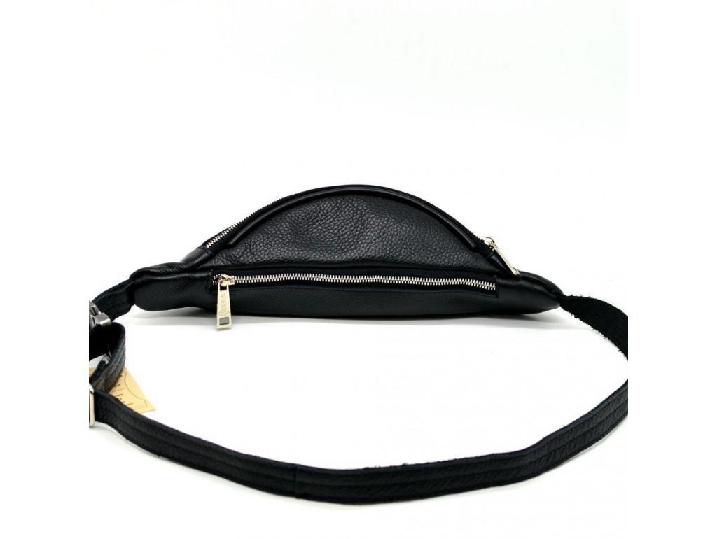 Поясная сумка из натуральной кожи среднего размера FA-3035-4lx бренд TARWA - Royalbag