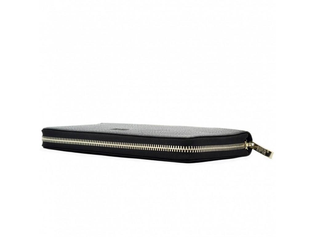 Барсетка кистевая BOND 864-281 черный флотар - Royalbag