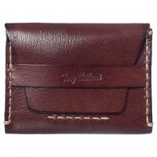 Визитница кожа TONY BELLUCI 3531-896 рыжий - Royalbag