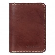 Визитница кожа TONY BELLUCI 3526-896 рыжий - Royalbag