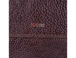 Барсетка кожа мягкая DESISAN 1463-019 коричневый флотар - Royalbag