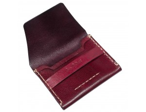 Визитница кожа TONY BELLUCI 3531-339 бордо - Royalbag
