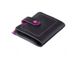 Кошелек женский Visconti M77 Mojito (Black Multi) - Royalbag