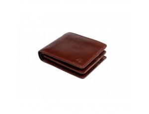 Кошелек мужской Visconti TSC43 Montieri c RFID (Tan) - Royalbag
