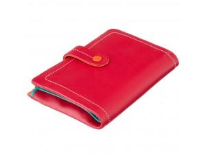 Кошелек женский Visconti M87 Malabu (Red Multi) - Royalbag