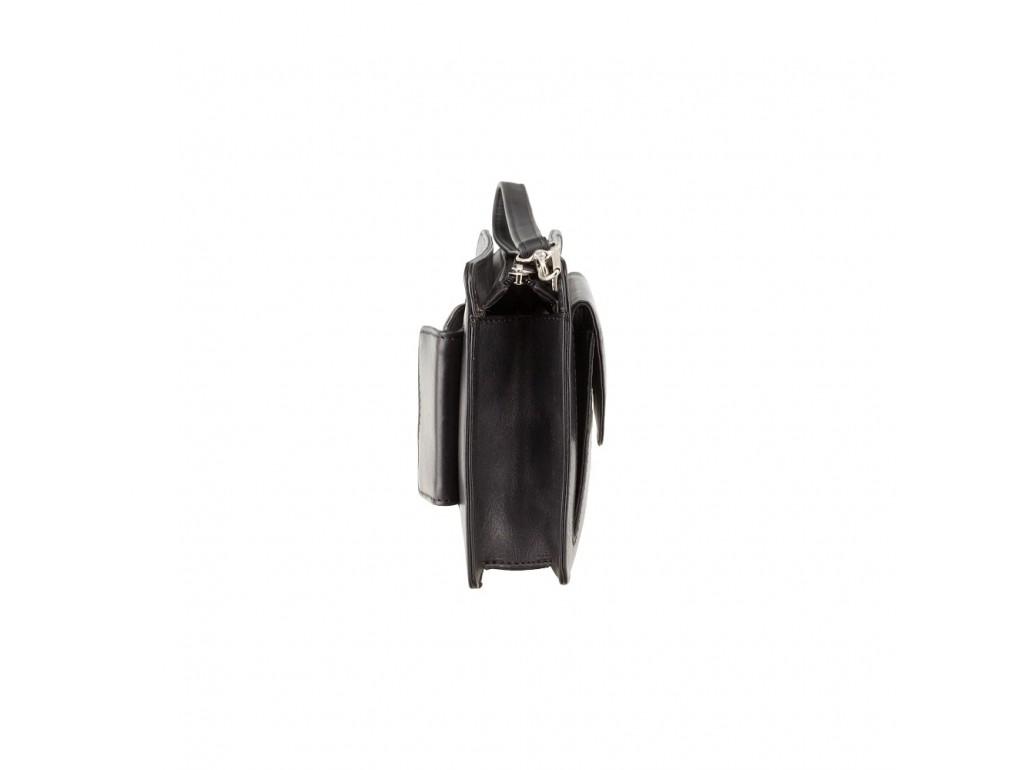 Барсетка мужская Visconti 2617 Ted (Black) - Royalbag