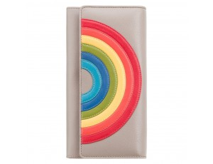 Кошелек женский Visconti HR80 Phoebe c RFID (Rainbow) - Royalbag