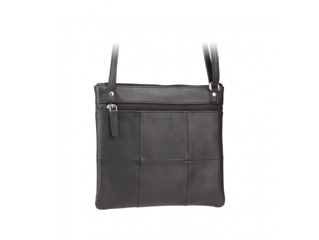 Сумка Visconti 18608 Slim Bag (Black) - Royalbag