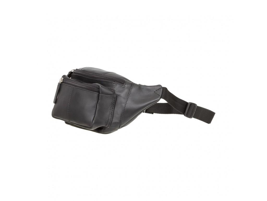 Сумка на пояс Visconti 720 Bumbag  (Black) - Royalbag