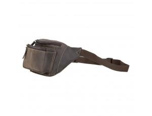 Сумка на пояс Visconti 720 Bumbag  (Oil Brown) - Royalbag