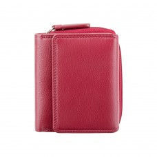 Кошелек женский Visconti HT30 Kew c RFID (Red) - Royalbag