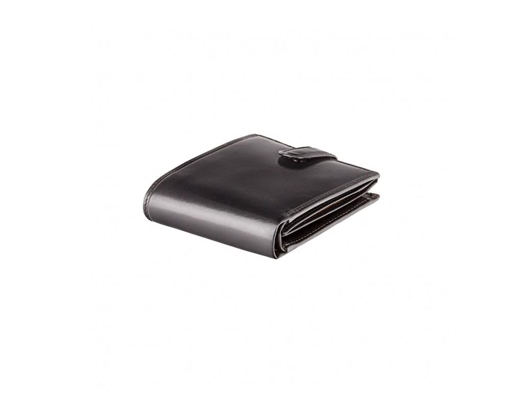 Кошелек мужской Visconti MZ5 Rome c RFID (Italian Black) - Royalbag