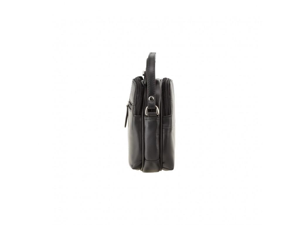 Сумка женская Visconti 18939 Holly (Black) - Royalbag