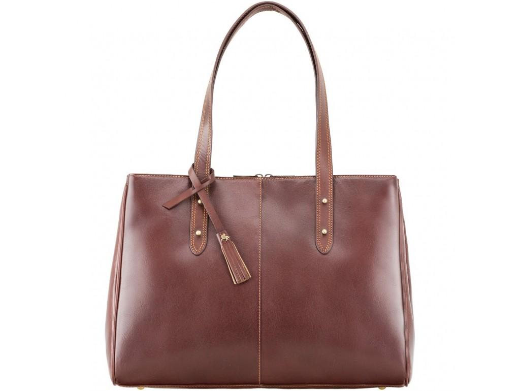 Сумка женская Visconti ITL80 (Tan) - Royalbag Фото 1