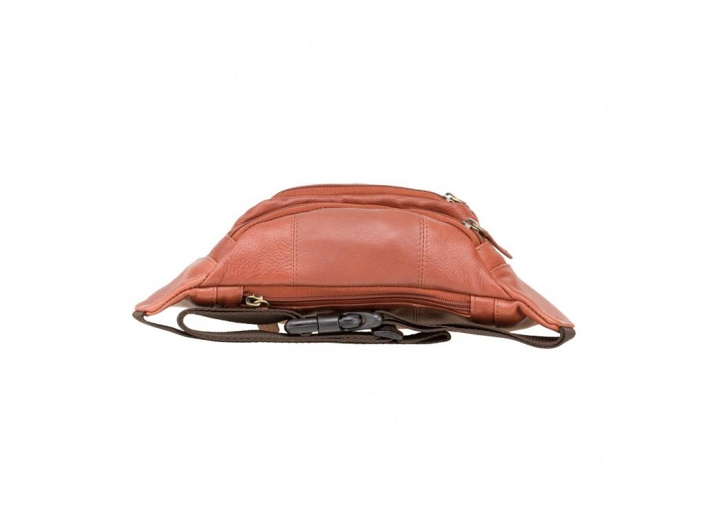 Сумка на пояс Visconti 720 Bumbag  (Brown) - Royalbag