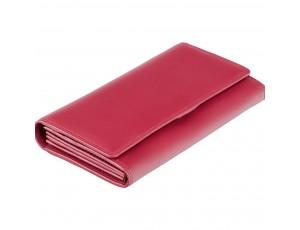 Кошелек женский Visconti HT35 Buckingham c RFID (Red) - Royalbag