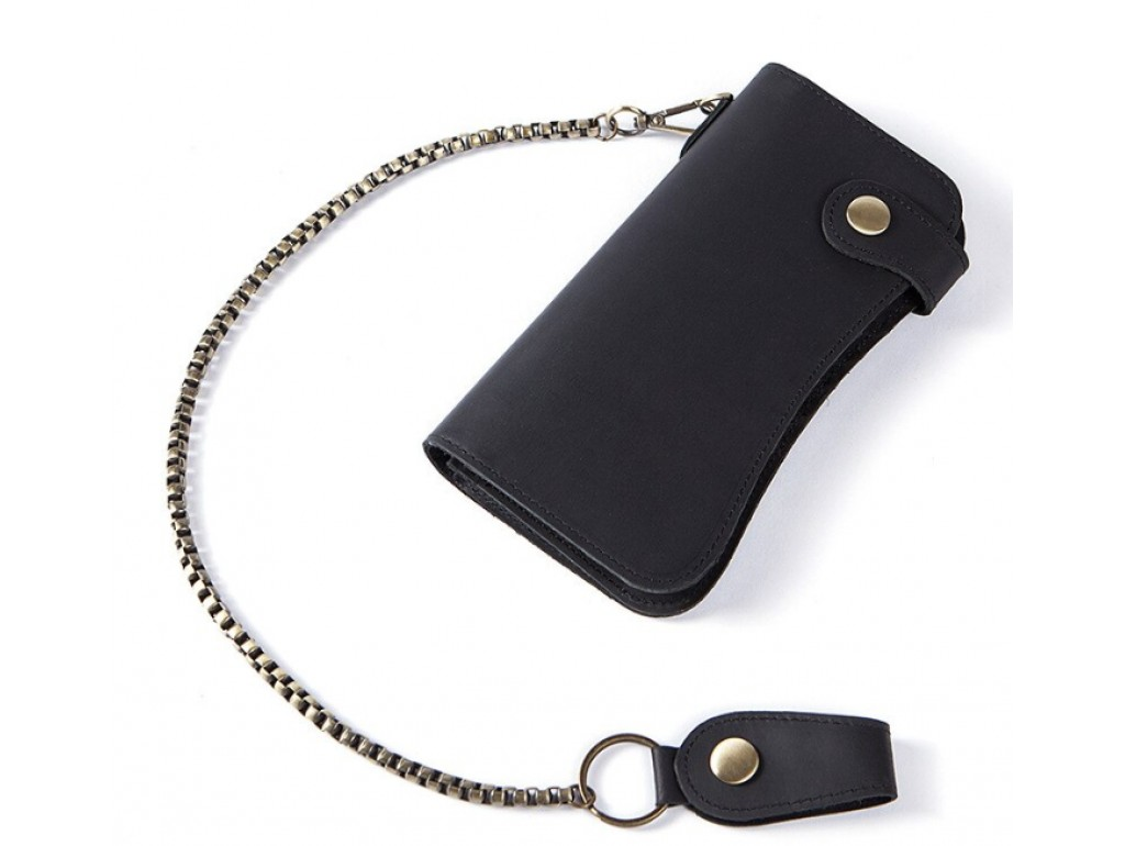 Клатч унисекс Vintage 20044 Черный, Черный - Royalbag