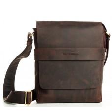 Чоловіча шкіряна сумка через плече Tony Bellucci T5161-07B - Royalbag