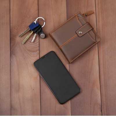 Яка шкіра використовується для гаманців - Royalbag