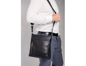 Мужской кожаный мессенджер Tavinchi S-003A - Royalbag