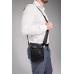 Кожаная маленькая сумка через плечо Tiding Bag 1631A - Royalbag Фото 3