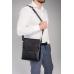 Кожаная сумка через плечо с клапаном Tiding Bag A25F-8878A - Royalbag Фото 3