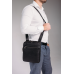 Мужская сумка на три отделения натуральная кожа Tavinchi S-004A - Royalbag Фото 3