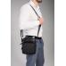 Кожаная стильная сумка-мессенджер через плечо Tiding Bag SM8-1022A - Royalbag Фото 3