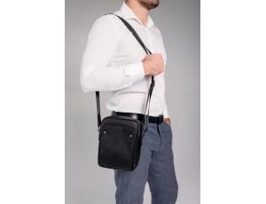 Сумка через плече чоловіча шкіряна Tiding Bag 8913A - Royalbag