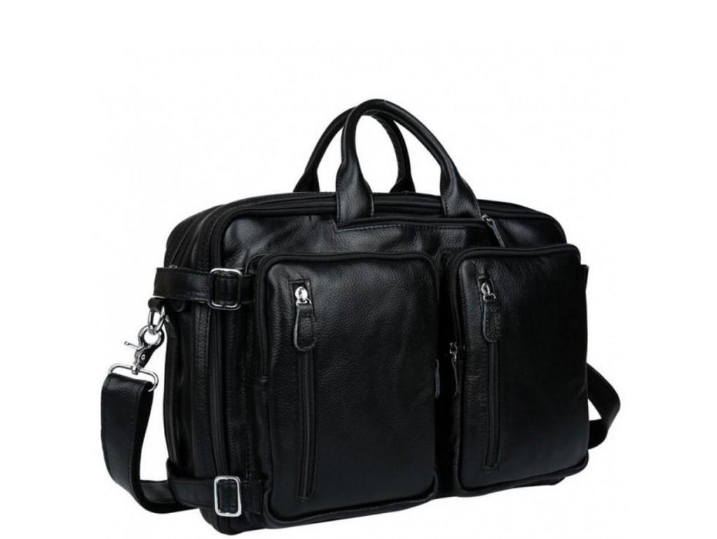 Сумка-рюкзак Tiding Bag A25F-9014A - Royalbag Фото 1