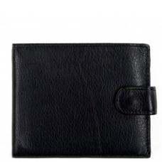 Портмоне черный Tiding Bag A7-258A - Royalbag Фото 2