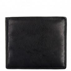 Портмоне черное Tiding Bag A7-259-1A - Royalbag Фото 2