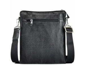 Уценка! Мессенджер мужской кожаный через плечо три отделаTofionno W018-4-5 - Royalbag