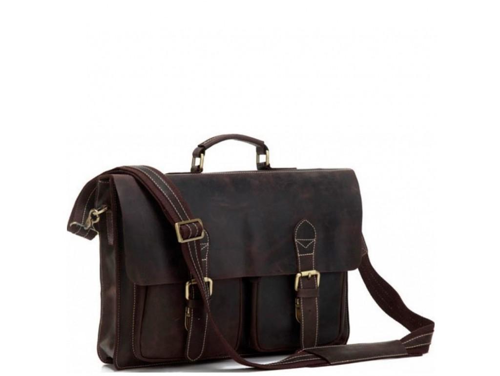 Портфель Tiding Bag 7105R - Royalbag Фото 1