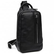 Вместительная сумка-рюкзак через плечо мужская Tiding Bag B3-1725A - Royalbag