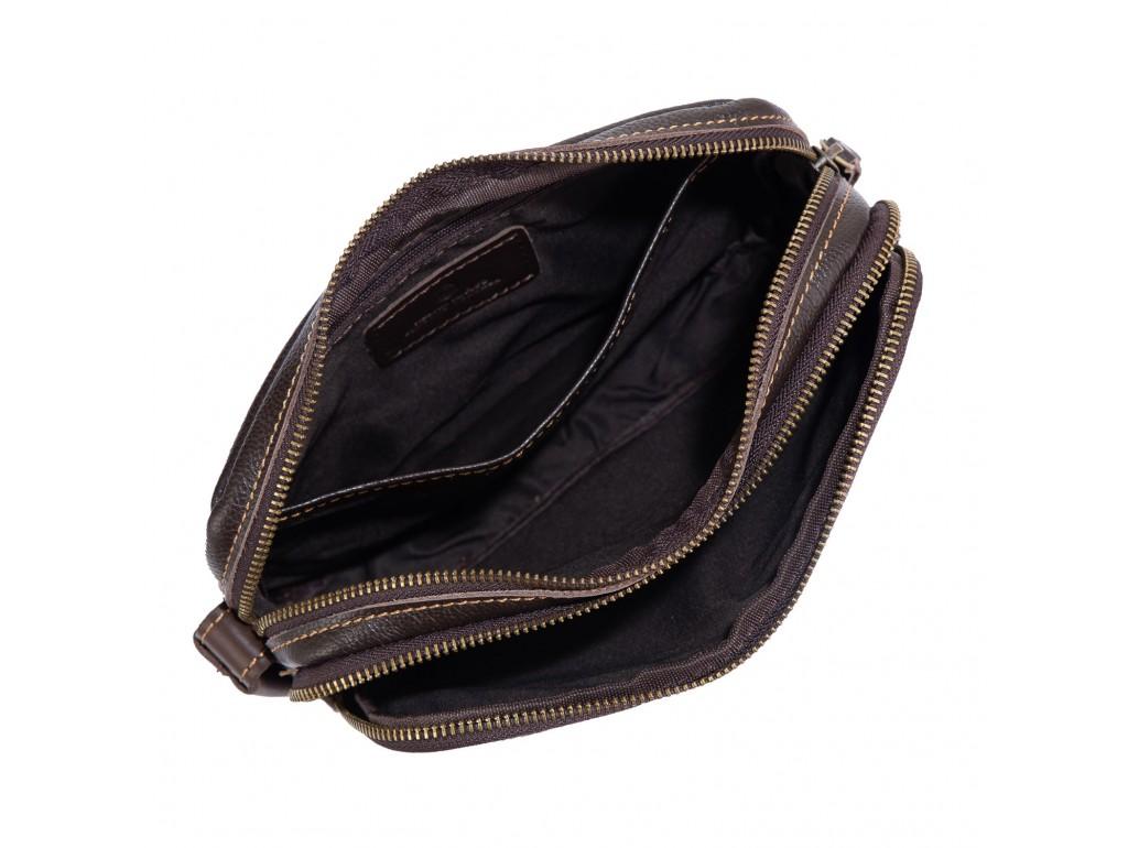 Мужской кожаный клатч Allan Marco RR-4038B - Royalbag