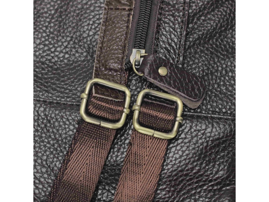 Сумка-слинг коричневая BEXHILL BX9106C - Royalbag