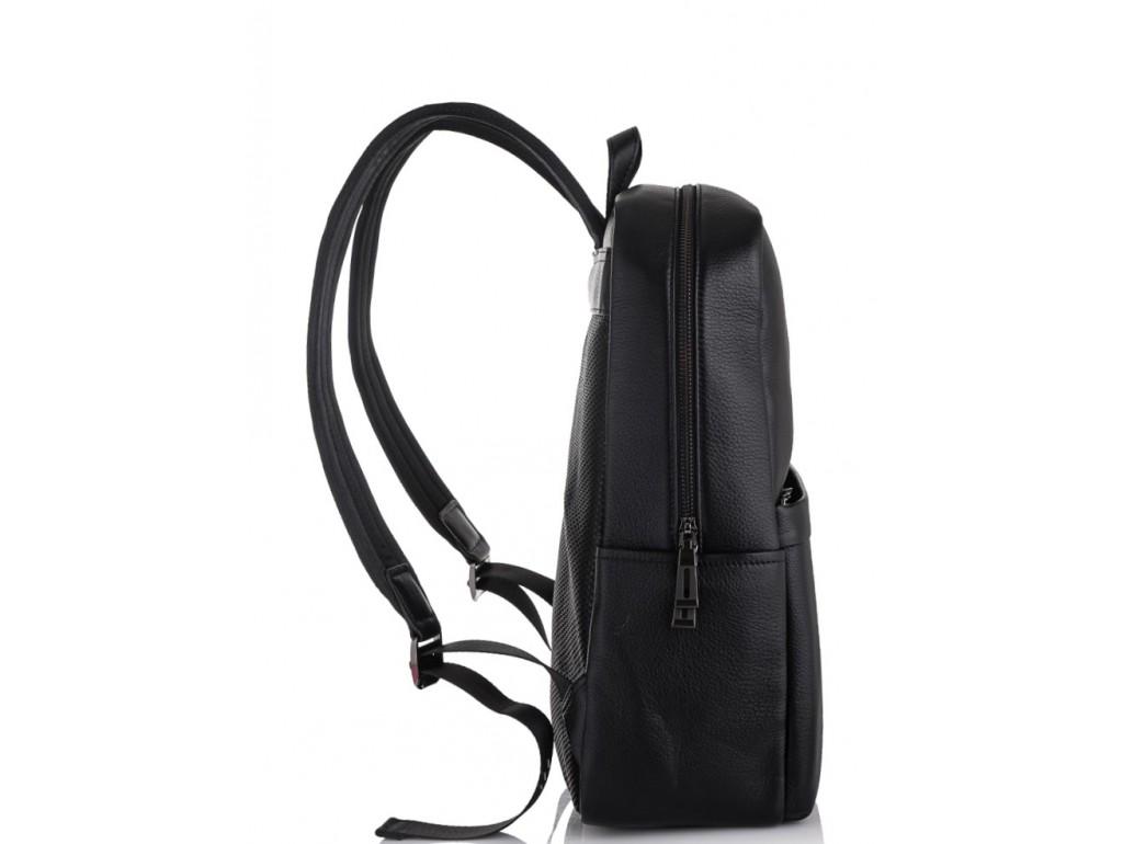 Мужской кожаный рюкзак под ноутбук 16 Tiding Bag NM11-7534A - Royalbag