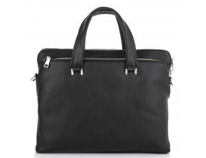 Мужская классическая кожаная сумка для ноутбука Tiding Bag NM23-2307A - Royalbag