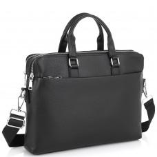 Кожаная сумка для ноутбука Tiding Bag NM23-2308A - Royalbag Фото 2